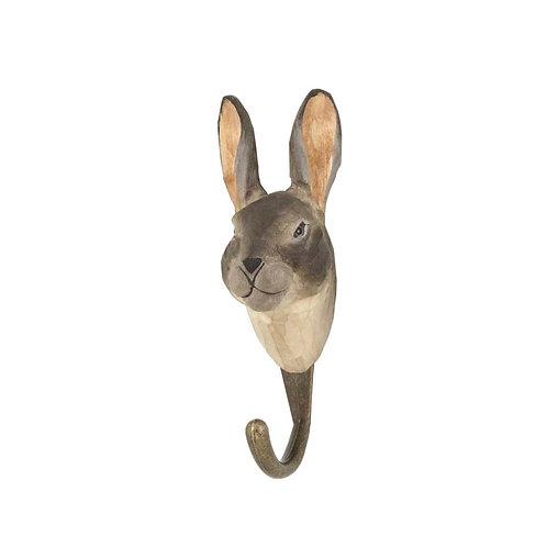 Wildlife Garden アニマルフック:ユキウサギ