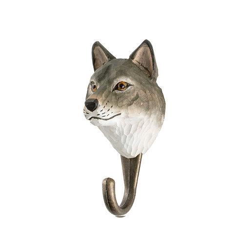 Wildlife Garden アニマルフック:オオカミ