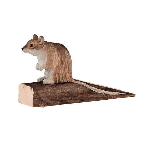Wildlife Gardenドア・ストップ:マウス