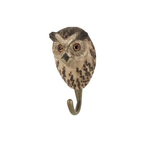 Wildlife Garden アニマルフック:フクロウ