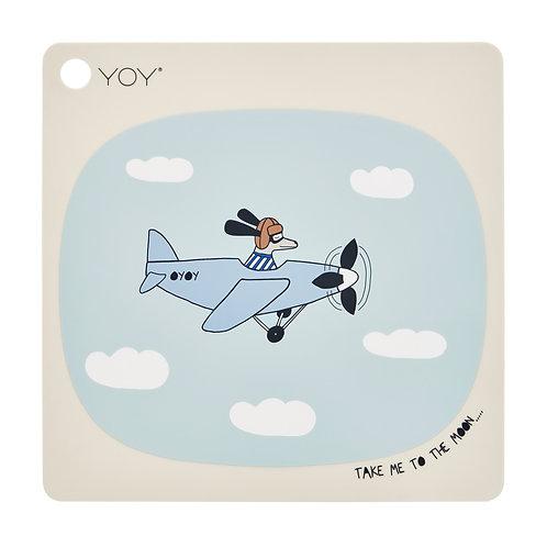 OYOY Mini:ランチョンマット「Take Me To The Moon」