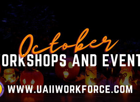 New Month, New Workshops!