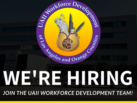 We're Hiring a New Workforce Development Specialist for Our Growing Team!