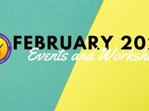 February 2021 Workshops | UAII Workforce Development