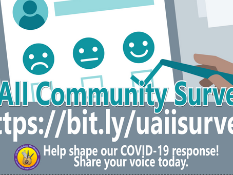 Share your voice: Complete the UAII Workforce Development Community Survey Today!