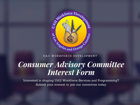 UAII Workforce Development Advisory Committee Coming Soon, Submit Interest Today