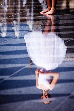 La ballerine du miroir