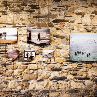 mur exposition