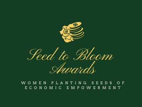Seed to Bloom Award Nominees 2021