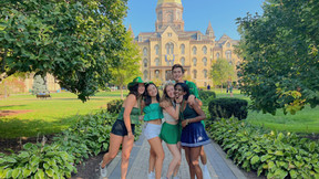 You Can Find Your Home Away From Home At Notre Dame