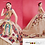 Thumbnail: VIRGEN DE GUADALUPE EMBROIDERED RAGAZZA DRESS M18-118