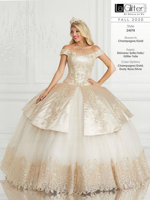 LA Glitter Style 24078