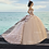 Thumbnail: D08-508FLORAL 2 PIECE QUINCEANERA DRESS BY RAGAZZA