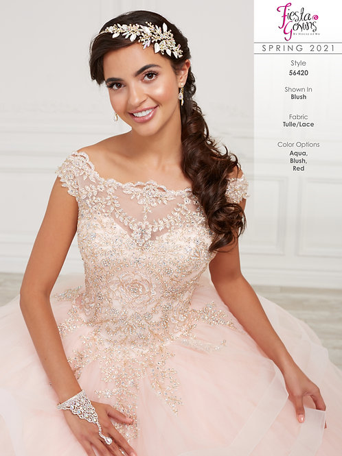Fiesta Gowns Style 56420