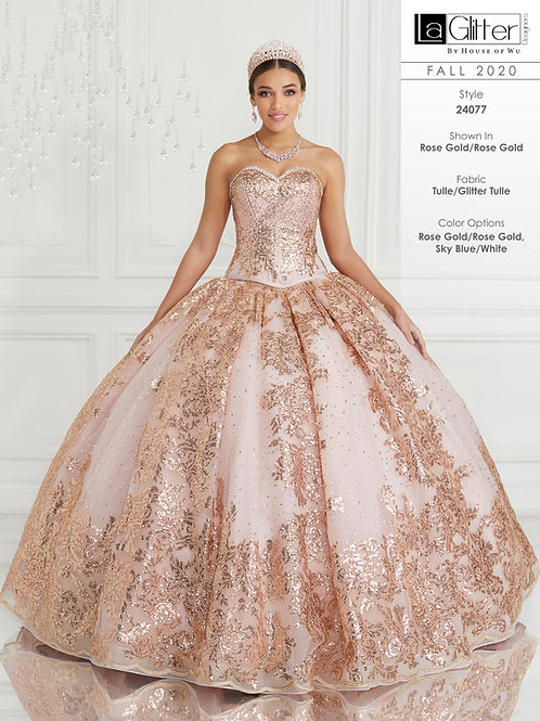 LA Glitter Style 24077