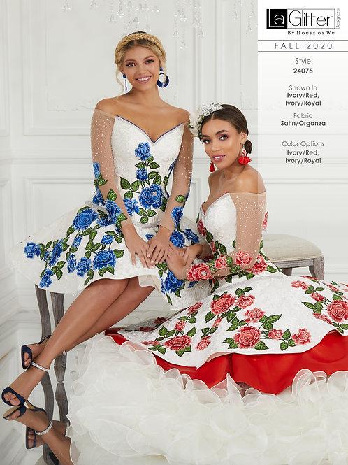 LA Glitter Style 24075