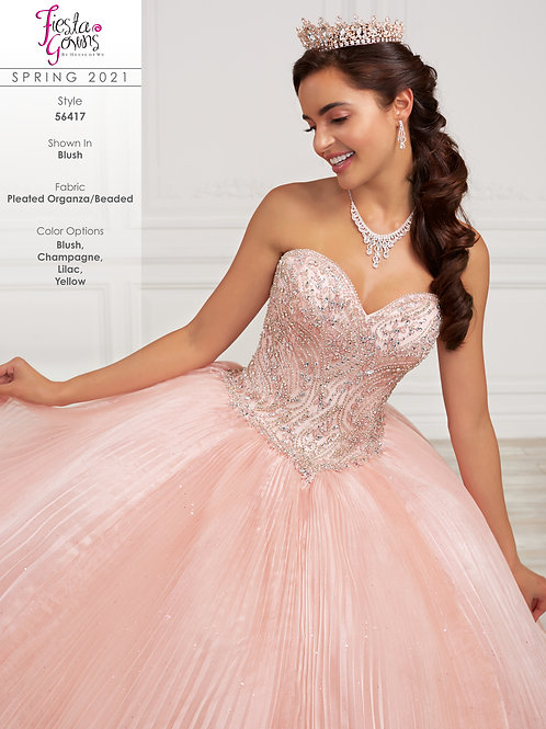 Fiesta Gowns Style 56417