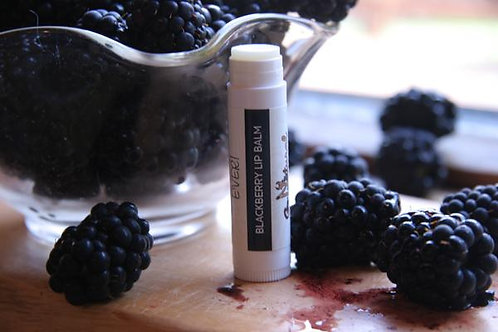 Blackberry Lip Balm