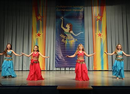 детская школа танцев в Москве
