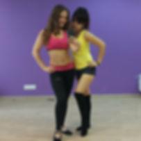 Индивидуаьное обучение танцам в Москве