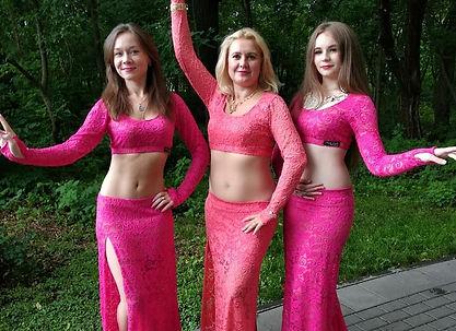 Восточные танцы Новослободская