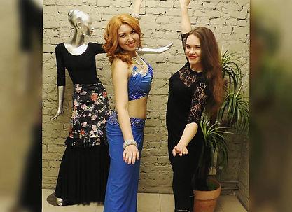 Восточные танцы в Мосве