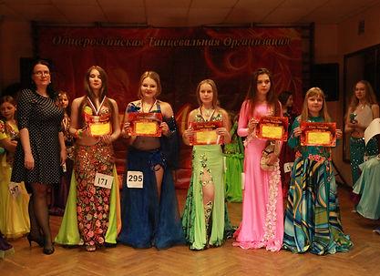 восточные танцы для детей в Москве