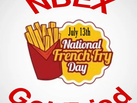 NBEX French Fry Festival!!!