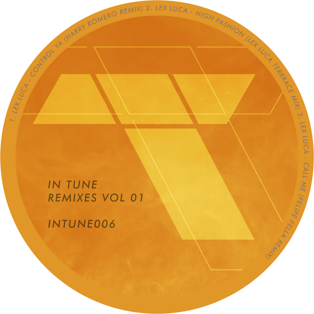 In Tune Remixes Vol. 01