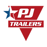 PJ Trailers Triangle Logo - RGB - Black.