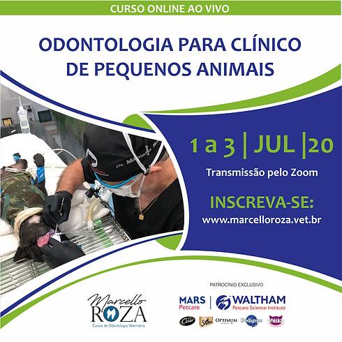 ODONTOLOGIA PARA CLÍNICOS DE PEQUENOS ANIMAIS