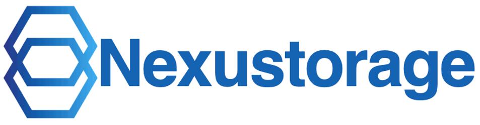 Nexustorage Logo Blue White Background.png