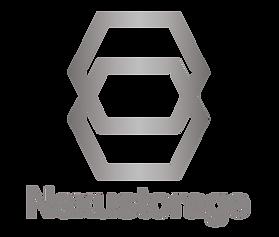 Nexustorage Logo Vertical Grey Transparent.png
