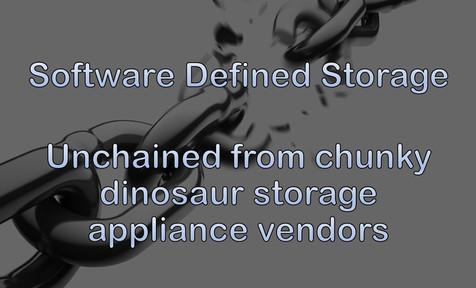 Nexfs Unchained Software Defined Storage