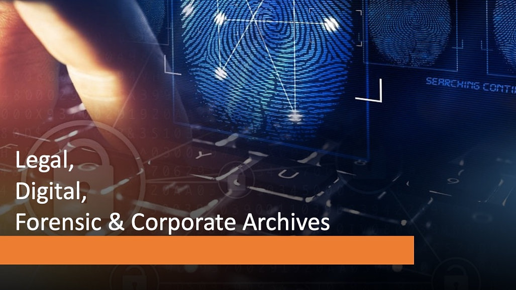 legal digit forensic corporate archives.
