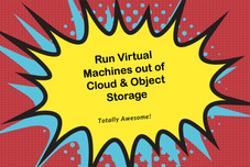 Nexfs VM on Cloud and Object