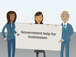Accessing Government funded Covid-19 Business Continuity Planning advice - Russell Bacon