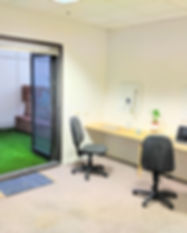 Offices with private patios _HQ_Workspac