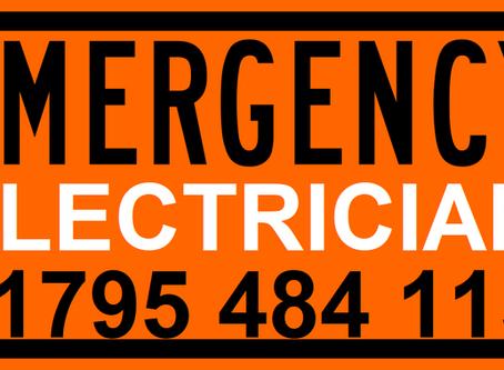 Emergency Electrician Near Me