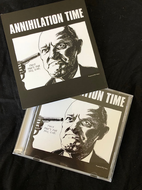 Annihilation Time- S/T CD