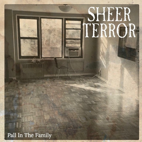 """Sheer Terror - Pall In The Family 12"""""""