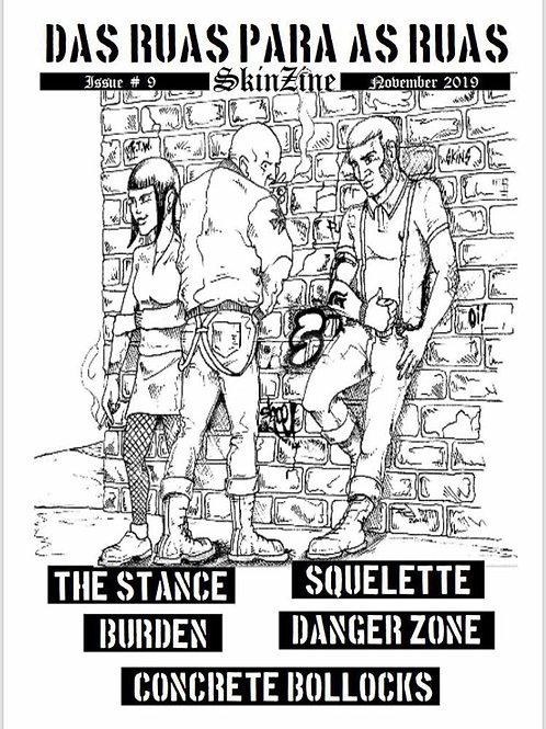 Das Ruas Para As Ruas Skinzine #9