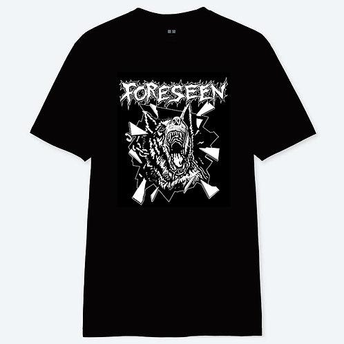 Foreseen black t-shirt