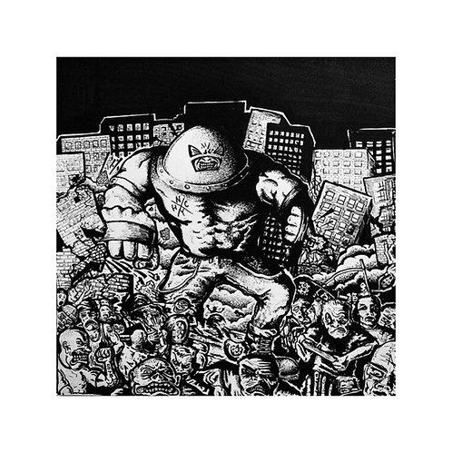 Juggernaut Print
