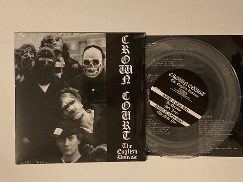 Crown Court -The English Disease 7""