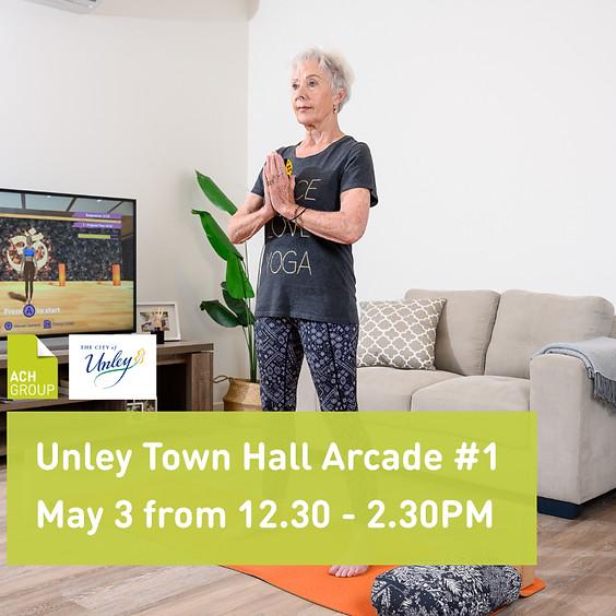 Unley Town Hall Gaming Arcade #1