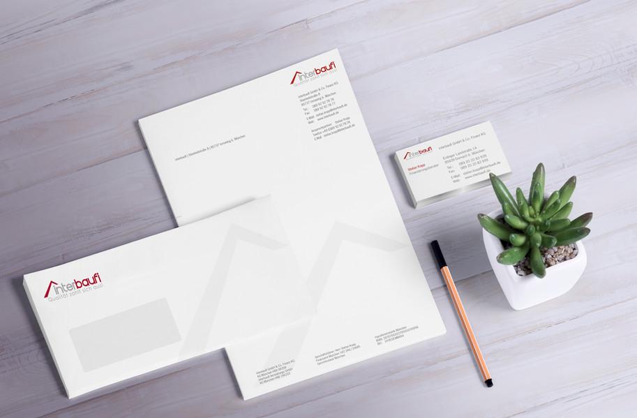 Akzidenz für interbaufi GmbH & Co. Finanz KG