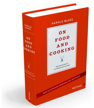 On Food and Cooking – Matthaes Verlag