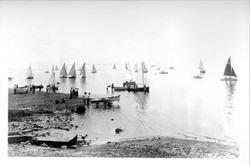 1959 - Inaugural Sail