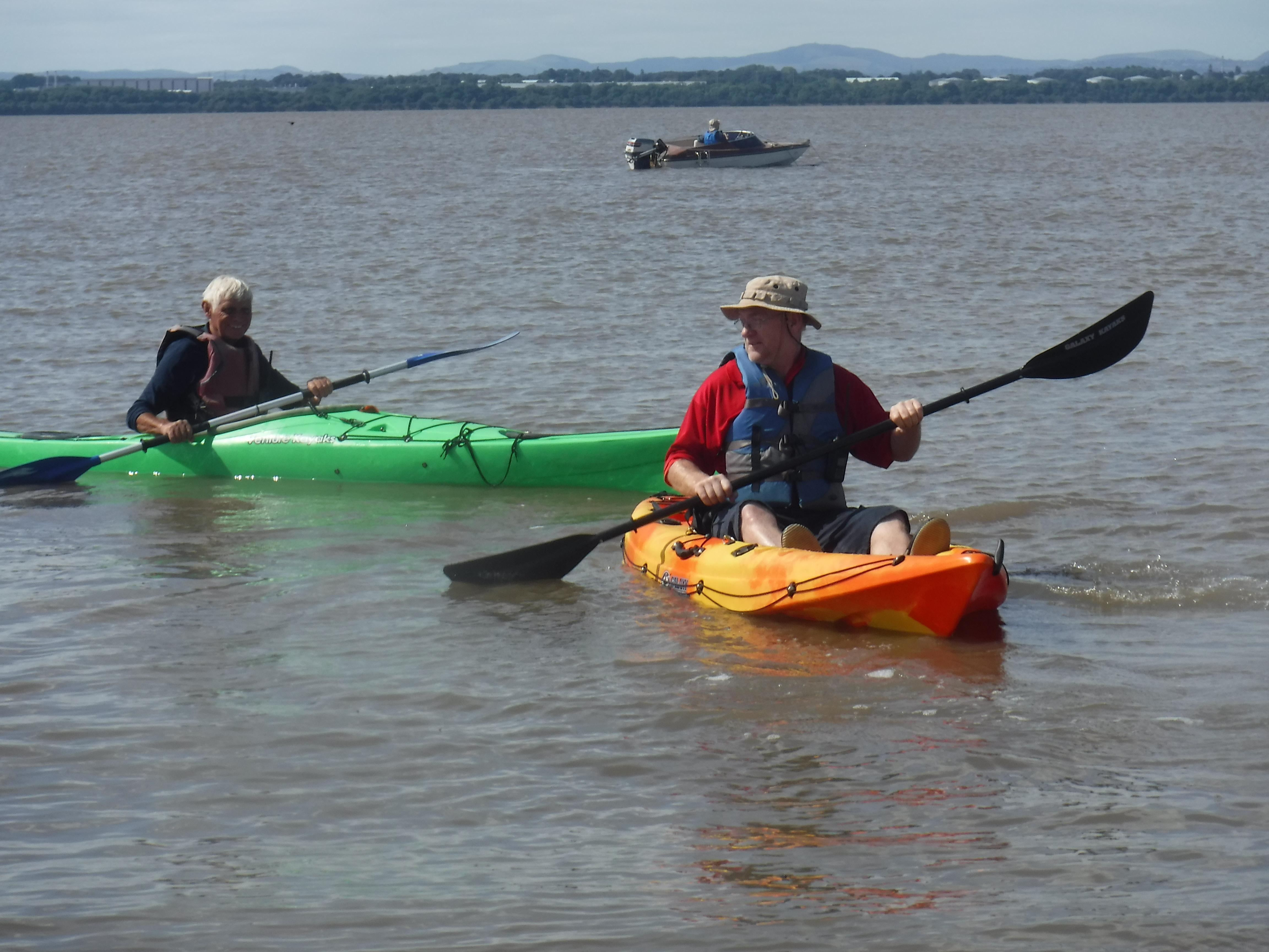 LSC kayaks